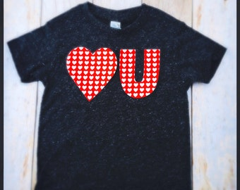 Rock star vintage tiny hearts Valentine's Day Heart triblend black mens pirate white red love T Shirt Kids Boys Girls Big Bro Lil Sis