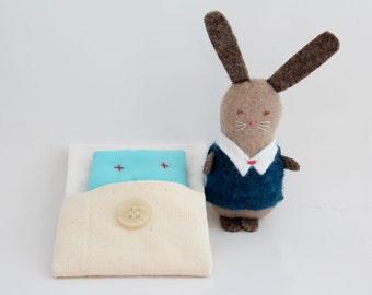Softie, little beddy-bye - little bunny