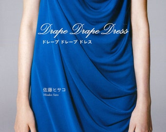 DRAPE DRAPE DRESSES Vol 4 - Japanese Craft Pattern Book