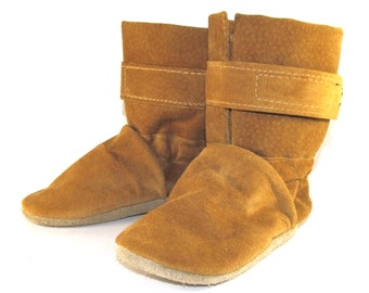 Soft Sole Leather Baby Boots 18 to 24 Month
