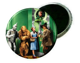 Magnet - Wizard of Oz Emerald City Door