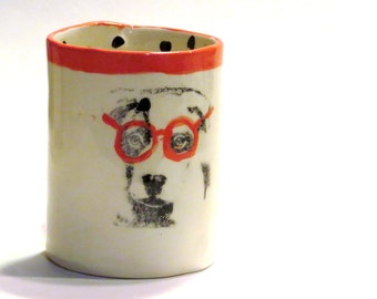 Intelligent Dog Mug