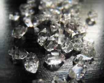 Gemstone Crystal Quartz Double Terminated Crystal Item No. 5677 Herkimer Cut
