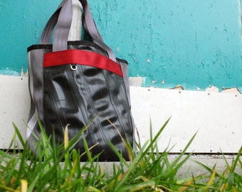 Large Tote - Carry All - Recycled Seat Belt Bag