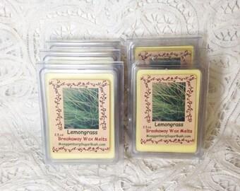 Wax Melts - Lemongrass