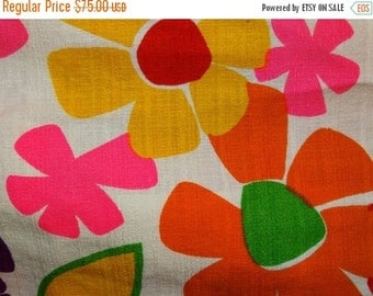 Valentines Day Sale 1970's Vintage NEON Hawaiian Shirt, Kilauea Made in Hawaii, Luau, beach party or just to be in style for Summer, Size XL