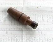 Antique Duck Call Wood Handmade Decoy Vintage Hunting