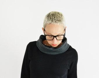High neck Sweatshirt,organic cotton, women's clothing,black sweatshirt,sweaters,women's top, long sleeve sweatshirt,fashion clothing,
