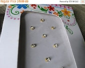 ON SALE 2 Packs of Crystal Jewel Bindi - Body of Face Jewels