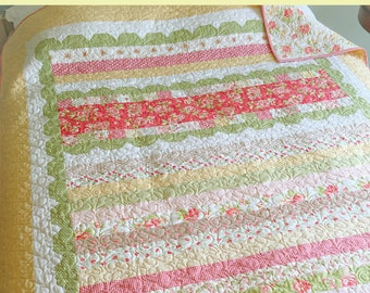 Sweetly Scalloped - Carried Away Quilting CAQ-006