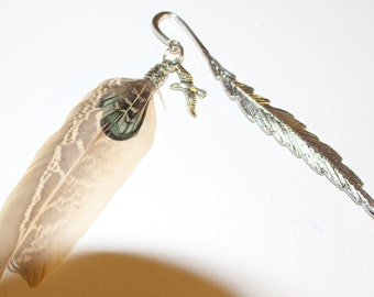 Feather Bookmark - Style 3