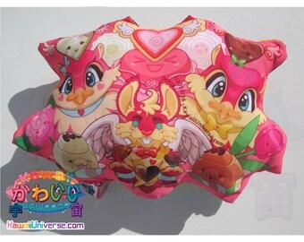 Kawaii Universe - Cute Sweet Love - Handcrafted - Designer Plush Pillow