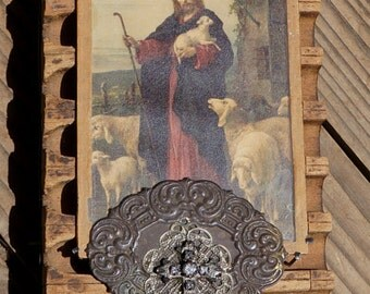 Christ The Shepherd Assemblage
