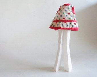 Handmade Vintage Barbie Doll Outfit
