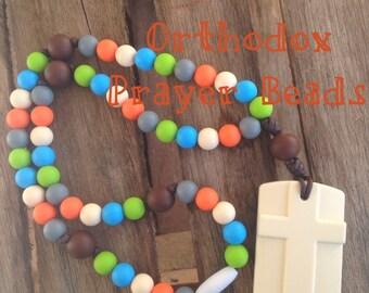 Chews Life Orthodox Prayer Beads - Choose your colors!