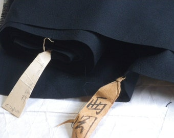 Vintage fabric S177, fabric, supplies, silk
