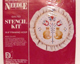 Quilted Stencil Kit