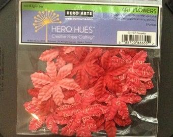 Hero Arts flowers Poinsettia