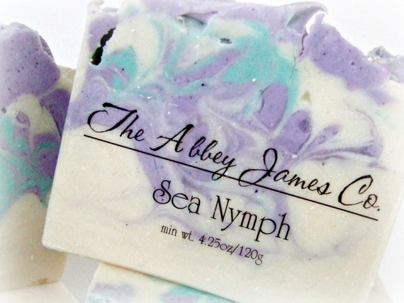 Sea Nymph Gourmet Soap