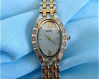 Vintage Pulsar Ladies Watch