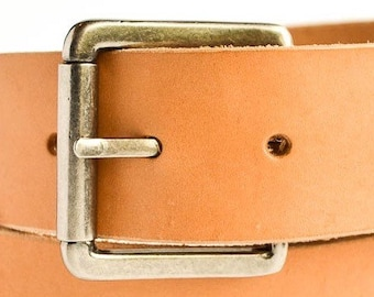 Add a buckle to your strap