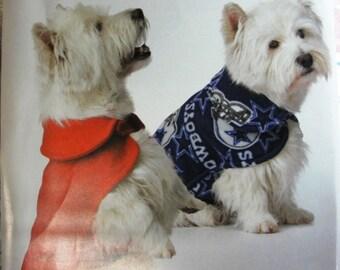 Easy, Dog, coat, Pet, fleece, new, Simplicity 1271, sewing pattern,