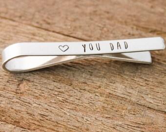 Tie Bar - Love you Dad