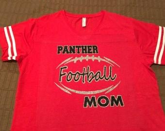 Football Mom Jersey Shirt