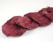 FS{f2} Silo Yarn: 65/35 Mulberry Silk/Linen Fingering Hand-Dyed Yarn (437y/400m/100g) CW207