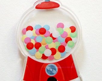 acrylic charm machine