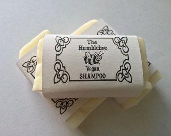 SAMPLE SIZE: Vegan Shampoo Bar