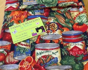 Canning, Vegetables, Beets, Asparagus, Pumpkin - Microwave Baked Potato Bag - RTS