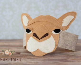 Sahara the Camel Ears Headpiece
