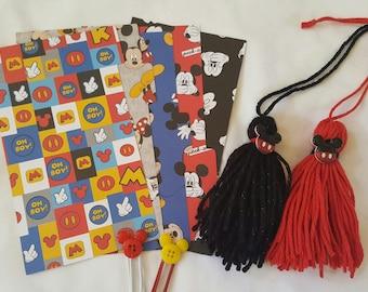 Mickey Mouse divider mini kit
