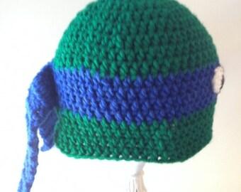 Sale TMNT turtle hat, Leonardo