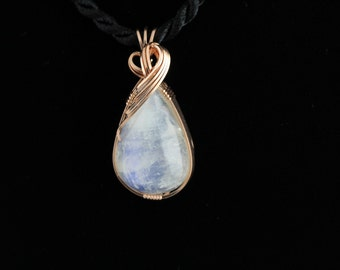Moon Stone  Pendant. Listing 399496433