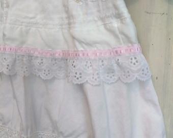 Boho Prairie Skirt