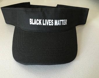 Black Lives Matter Sun Visor