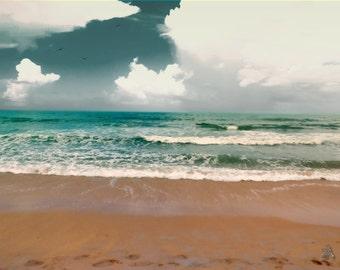 Sun and Sand - Photo ART print
