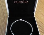 """20cm (8"""") Authentic Pandora Bracelet ALE S925"""