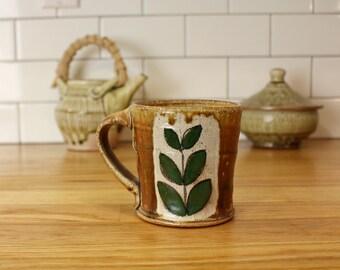 Handmade Ash Glazed Mug