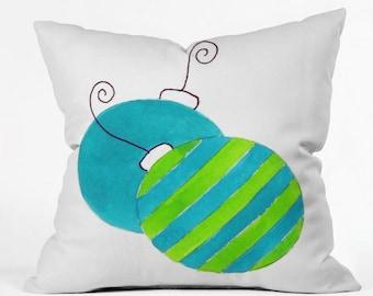 Tis The Season Throw Pillow
