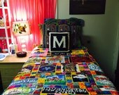T-shirt - Memory Quilts - Hand Made