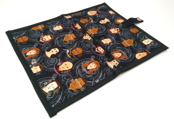 Knitting Chart Holder : Knitting Crochet Pattern Holder - miPattern Wallet Chart ...
