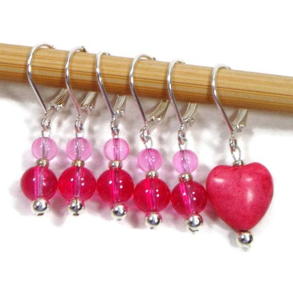 Knitting Locking Stitch Markers : Removable Stitch Markers Crochet Locking Stitch by TJBdesigns