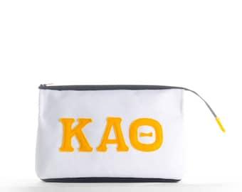 Kappa Alpha Theta Makeup Case