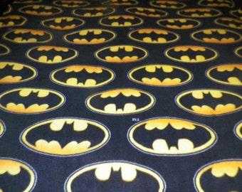 Batman Logo Large Fleece Blanket