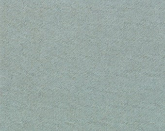 SALE Blue Wool Fabric - Half Yard - Bunny Hill Designs - Moda - 54812 17