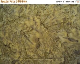 SALE Bark Tonga Batik Fabric - Timeless Treasures