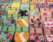 GO UNPAPER: MamaBear Reusable Cloth Wipes - 104 count - Replace All the Paper in Your House!